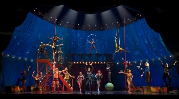 Photo Flash: PIPPIN's Got Magic to Do on Broadway- First Look at Patina Miller, Matthew James Thomas & More!