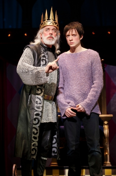 Photo Flash: PIPPIN's Got Magic to Do on Broadway- First Look at <a data-cke-saved-href=