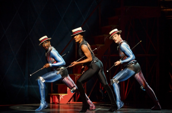 Anthony Wayne, Patina Miller, Andrew Fitch