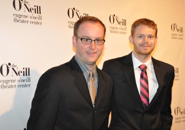 Chris Diamond and Michael Kooman Photo