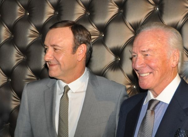 Photo Coverage: Christopher Plummer Honored with Eugene O'Neill Theatre Center's Monte Cristo Award!