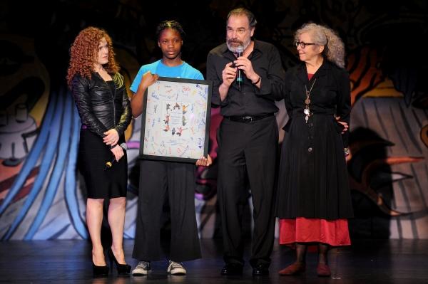Bernadette Peters, Mandy Patinkin, Kathryn Grody