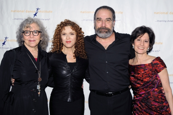 Kathryn Grody, Bernadette Peters, Mandy Patinkin, E. Weinstein