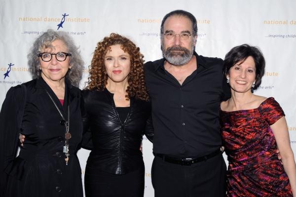 Kathryn Grody, Bernadette Peters, Mandy Patinkin, E. Weinstein