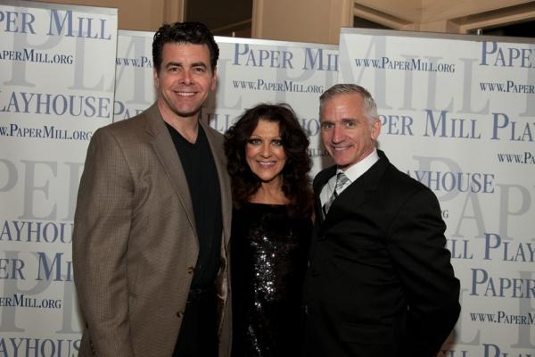 Photo Flash: Paper Mill Playhouse Celebrates THOROUGHLY MODERN MILLIE Opening Night!