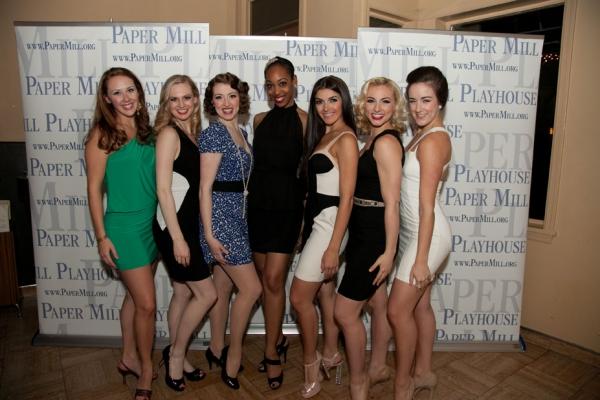 Kelly Skidmore, Lizzy Palmer, Darien Crago, Kristyn Pope, Carleigh Bettiol, Sarah Mea Photo