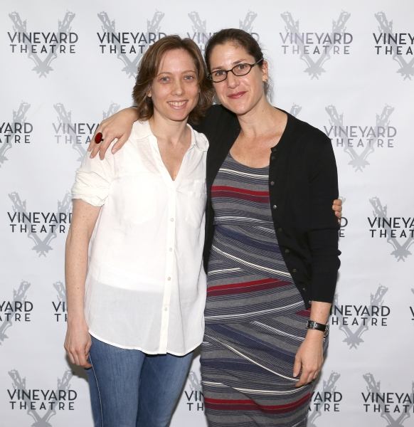 Playwright Jenny Schwartz & Director Anne Kauffman