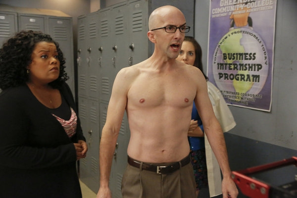 Yvette Nicole Brown, Jim Rash, Alison Brie