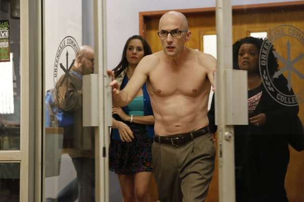 Alison Brie, Jim Rash, Yvette Nicole Brown