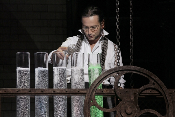 Photos and Video: JEKYLL & HYDE Back on Broadway- A Tour Flashback!