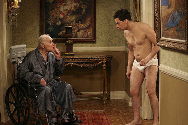 George Coe, Jon Cryer