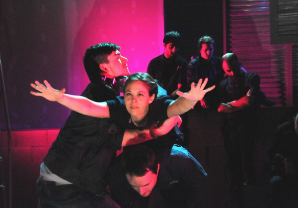 Jenny Seastone Stern and cast members