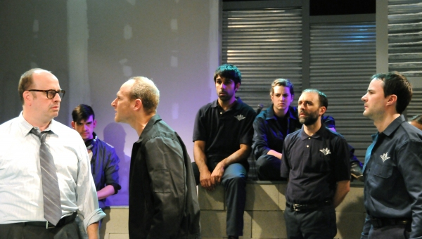 Rob Leo Roy, Bobby Moreno, Christopher Gerson, Jaspal Binning, Jenni Meador, Ben Beckley, and Garrett Neergaard