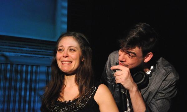 Jenny Seastone Stern and Bobby Moreno Photo