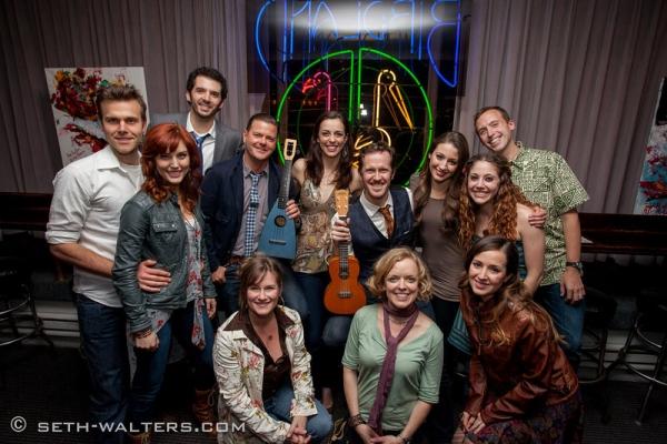 Photos: Marc Kudisch and More Play UKE NIGHT! at Birdland to Benefit Daniel Barden Fund