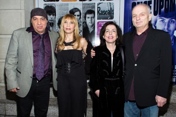 Steven Van Zandt, Maureen Van Zandt, Denise Kelly, David Chase