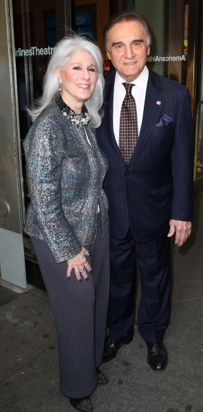 Photo Coverage: THE BIG KNIFE Opens on Broadway - Red Carpet
