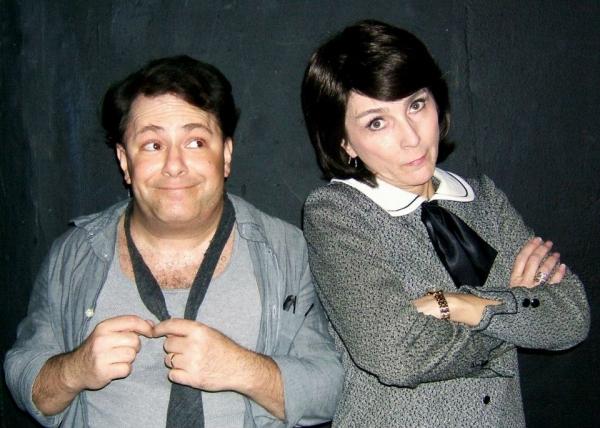Jeff Asch and Valerie Sullivan