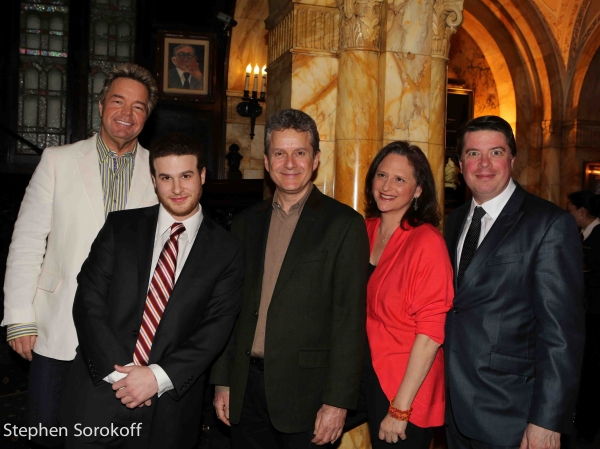 John Pizzs, Michael Fine, Scott Blakeman, Cory Kahaney, Dave Konig Photo