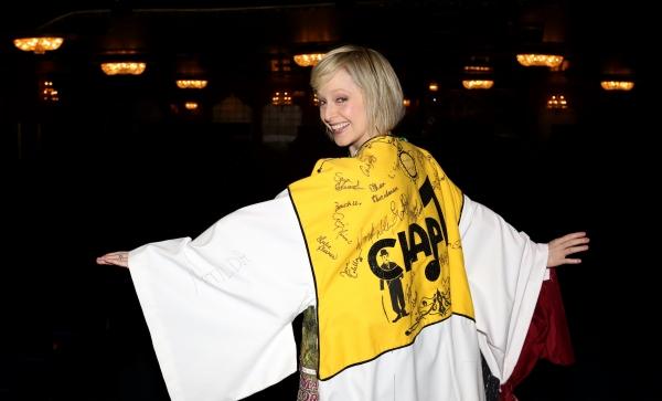 Nadine Isenegger (recipient for 'Matilda') Photo