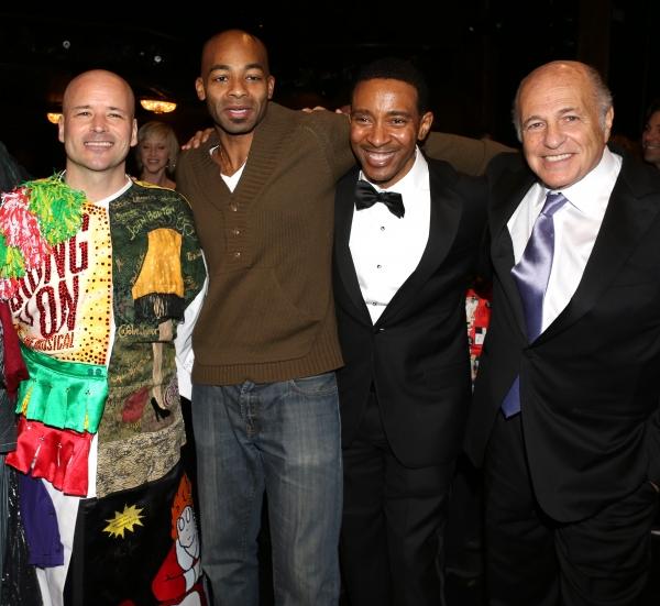Michael Arnold, Brandon Victor Dixon, Charles Randolph-Wright & Doug Morris