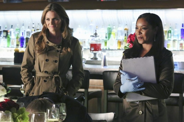 Stana Katic, TAMALA JONES