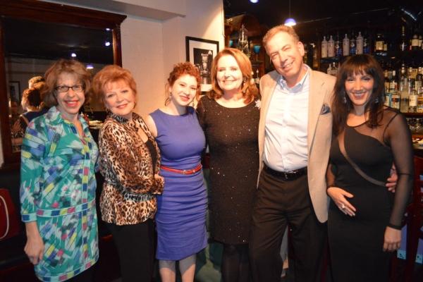 Jackie Hoffman, Anita Gillette, Nora Menken, Randie Levine-Miller, Bernie Furshpan &Gabrielle Stravelli