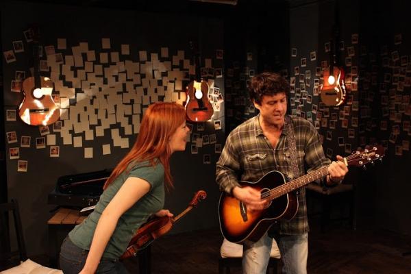 Sarah Hund and Christopher Sutton