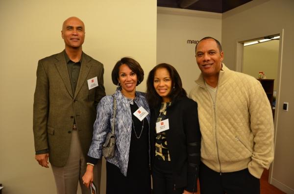 Michael Thompson, Michelle Thompson, Regina Wells, Mr. Wells