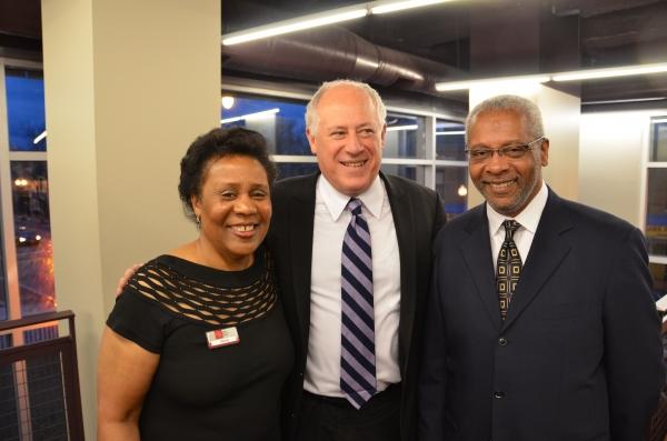 Governor Quinn, Jackie Taylor, Greg Morris