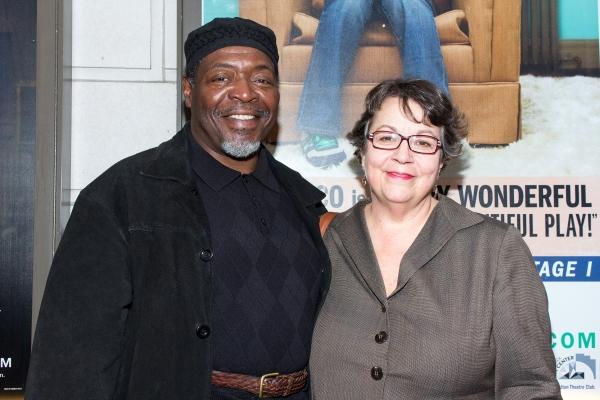 Chuck Cooper, Deborah Brevoort