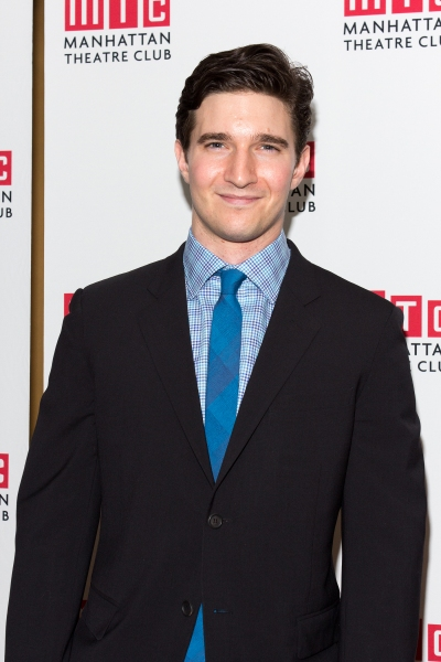 Photo Coverage: THE ASSEMBLED PARTIES Celebrates Opening Night - Curtain Call and After Party!