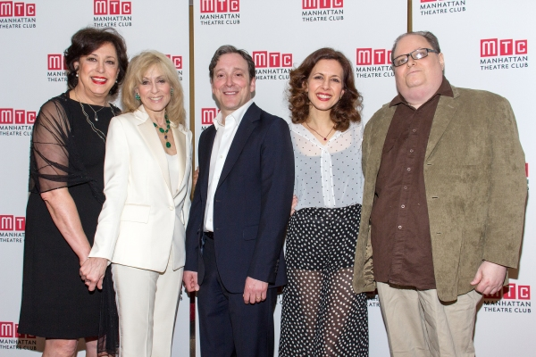 Lynne Meadow, Judith Light, Jeremy Shamos, Jessica Hecht, Richard Greenberg