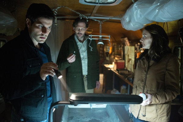 David Giuntoli, Silas Weir Mitchell, Bree Turner