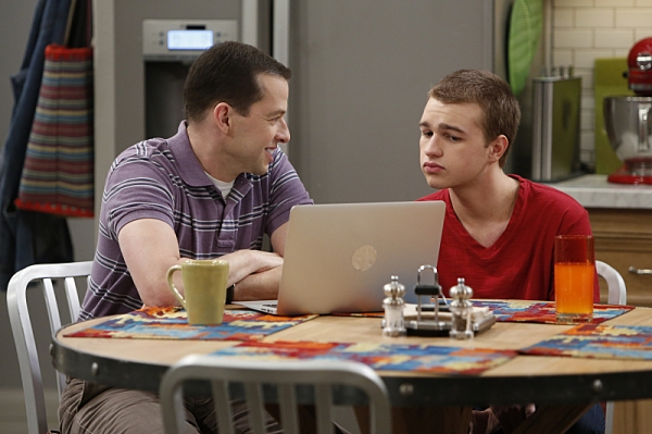 Jon Cryer, Angus T. Jones