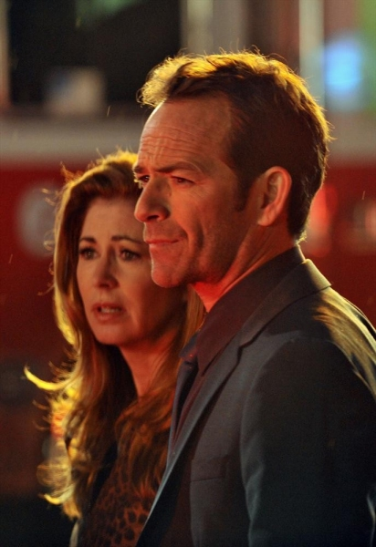 Dana Delany, Luke Perry