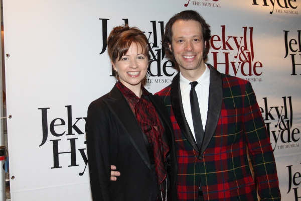 Helen Anker and Laird Mackintosh
