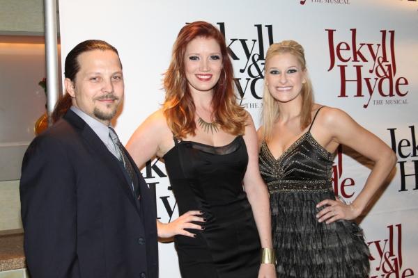 Jason Wooten, Courtney Markowitz and Dana Costello