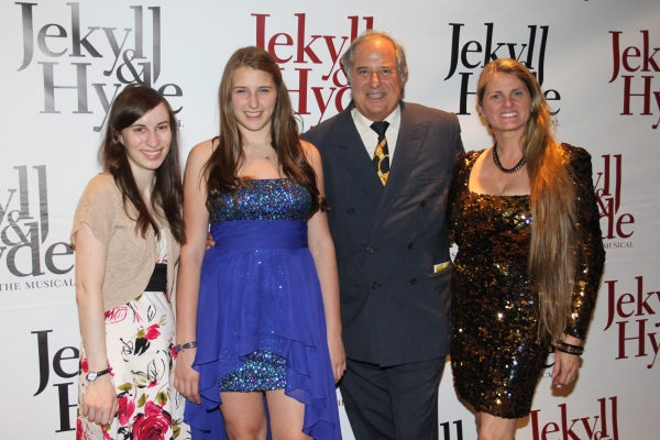 Photo Coverage: JEKYLL & HYDE Back on Broadway - Opening Night Party