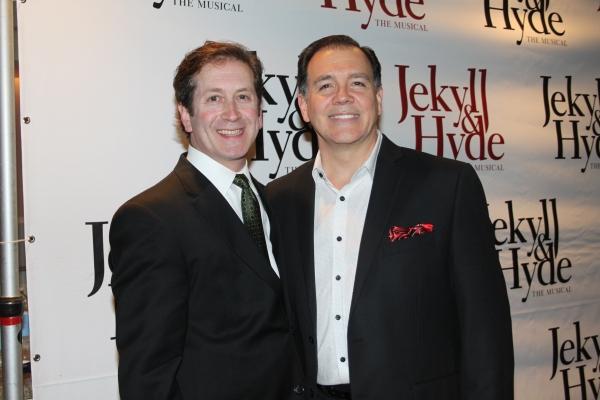 David Zweifler and Jerry Christakos Photo
