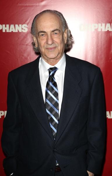 Playwright Lyle Kessler