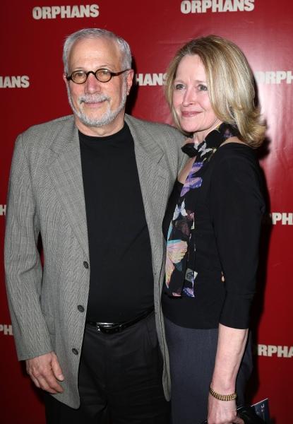 Producer Frederick Zollo& wife