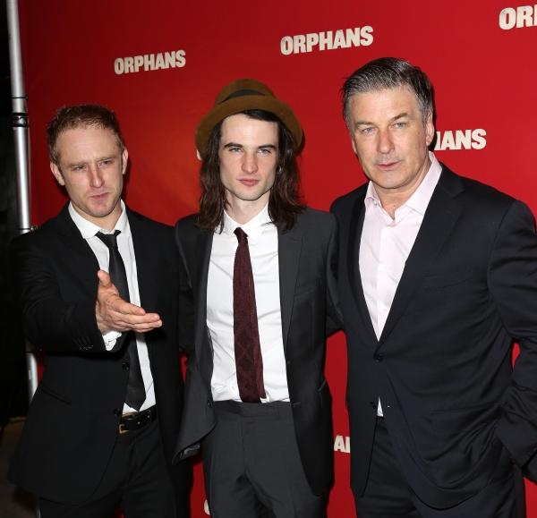 Ben Foster, Tom Sturridge & Alec Baldwin