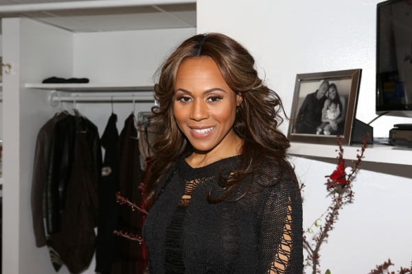 Photos: Backstage at JEKYLL & HYDE with Debroah Cox!