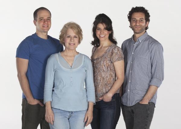 Kelsey Kurz, Christine Estabrook, Zoe« Winters and Ben Graney
