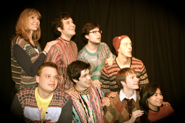 Photo Flash: Meet the Cast of Maryland Ensemble Theatre's LAUGH STATION: REVELATION