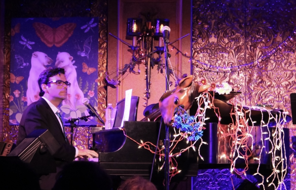 Photo Coverage: Krysta Rodriguez, Jeremy Jordan & More Sing Joe Iconis at 54 Below!