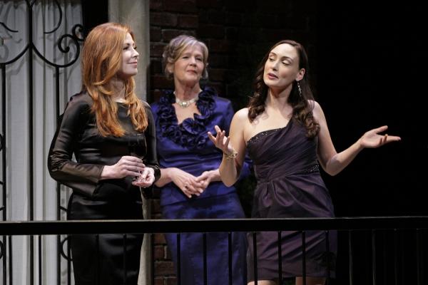 Dana Delany, Linda Gehringer and Rebecca Mozo