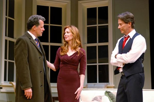 Steven Culp, Dana Delany and Steven Weber