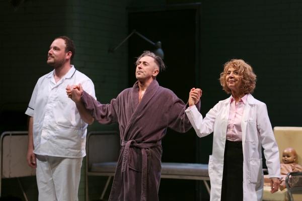 Brendan Titley, Alan Cumming & Jenny Sterlin